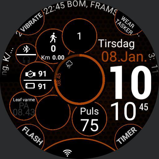 Circle watch  v18