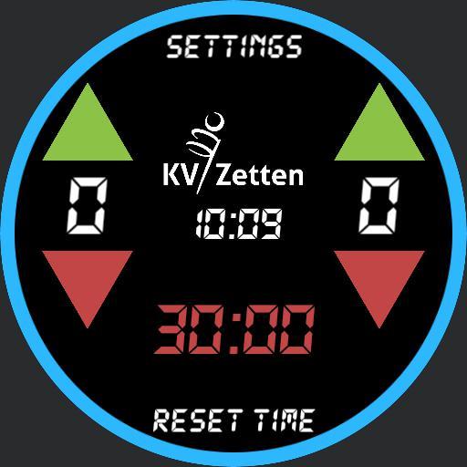 P.AIR Sports Scores  Timer V2