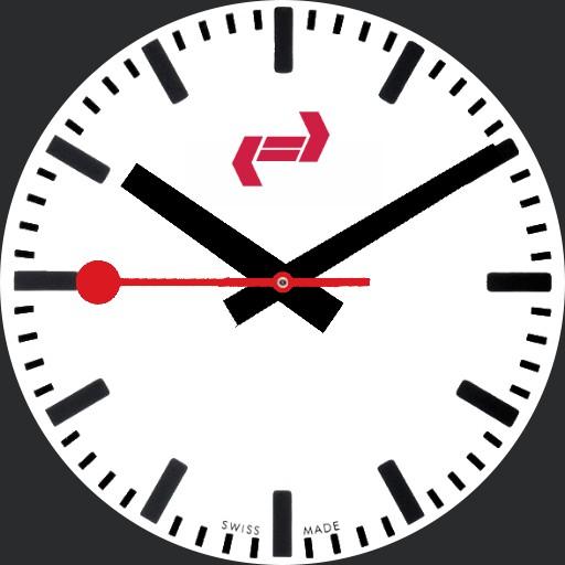KCR Clock