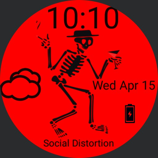 Social Distortion Copy