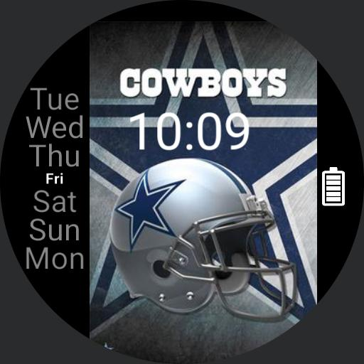 cowboys day of the week tink