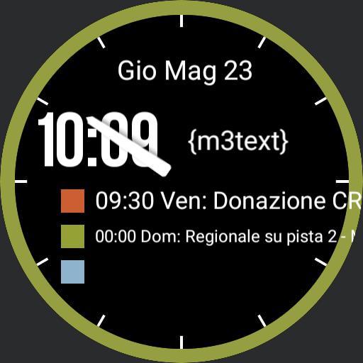 Calendar Watch notification Copy
