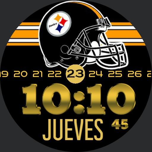 Steelers Gerry
