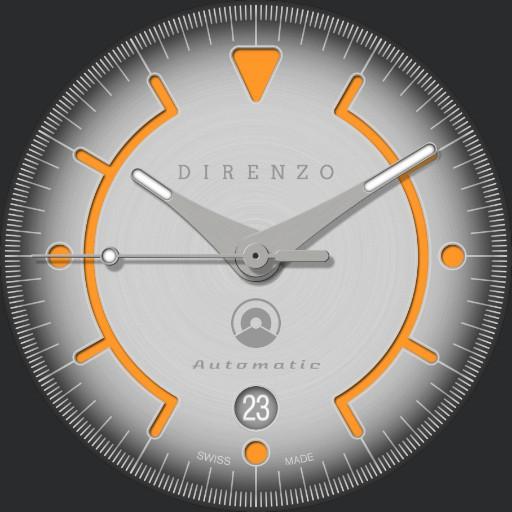 Direnzo DRZ_02 Automatic Swiss Made
