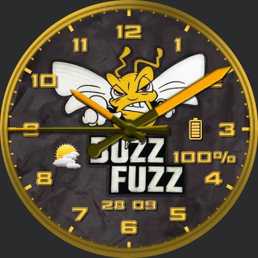 Buzz Fuzz Watch