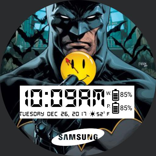 Batman Watchmen