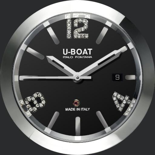 U-Boat Classico White Diamond