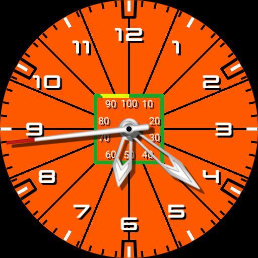 TTG 102 Orange