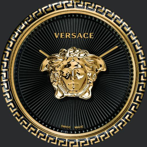 Versace Medusa watch 3
