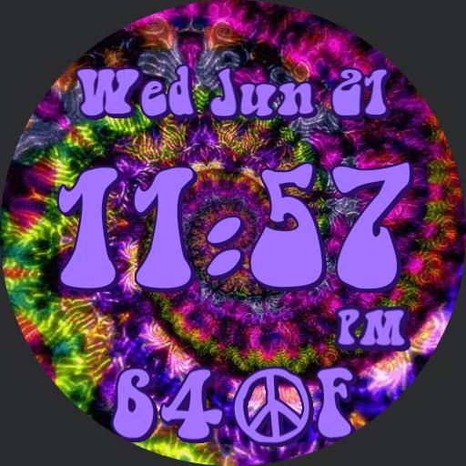 Howies Hippie Fractal