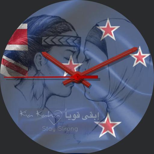 Kia Kaha for Christchurch