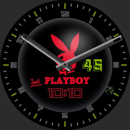 mike2 Playboy watch