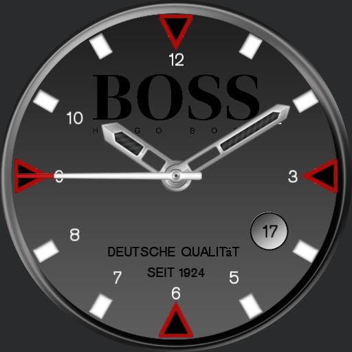 Hugo Boss tribute