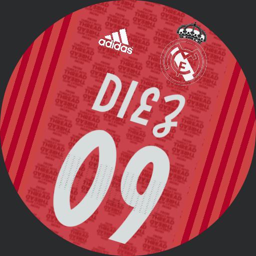 Real Madrid 3rd Team Football Shirt 2018 - 2019