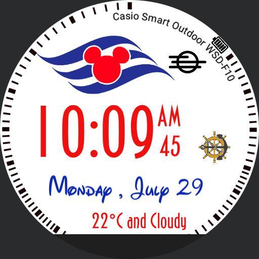 Digital Disney Cruise Line