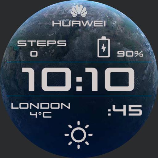 huawei planet by noel