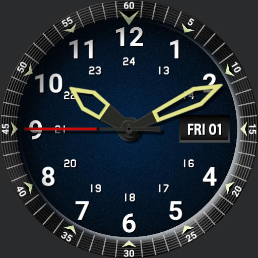 Field watch V3 -User color choice