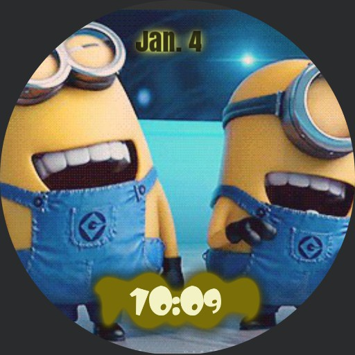 Minions laughter