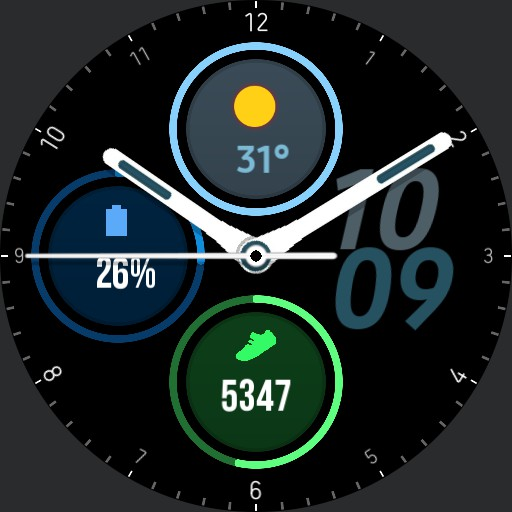 watch 3 24h real color