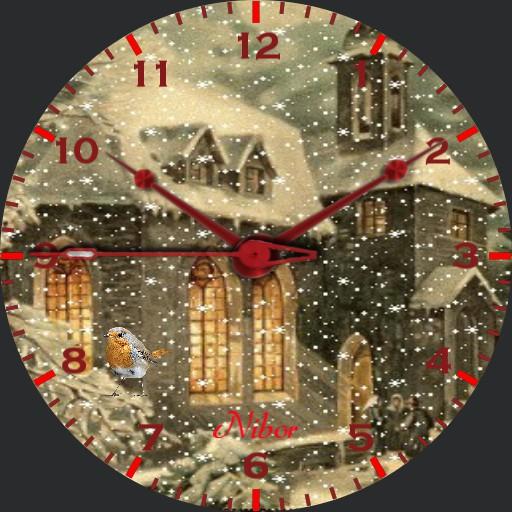 my Xmas watch