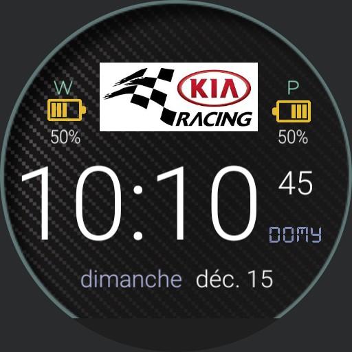 kia Carbon racing Copy
