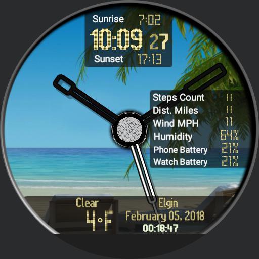 Gani 3.2 Pic Weather Moto 360