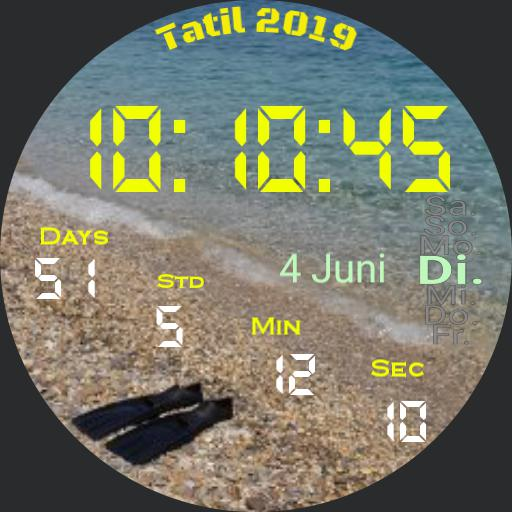 counter Tatil 2019