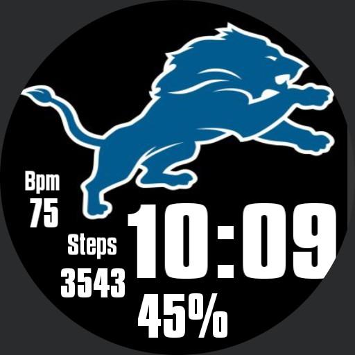 Detroit Lions Fitness