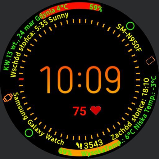 Samsung Galaxy Watch fine v4