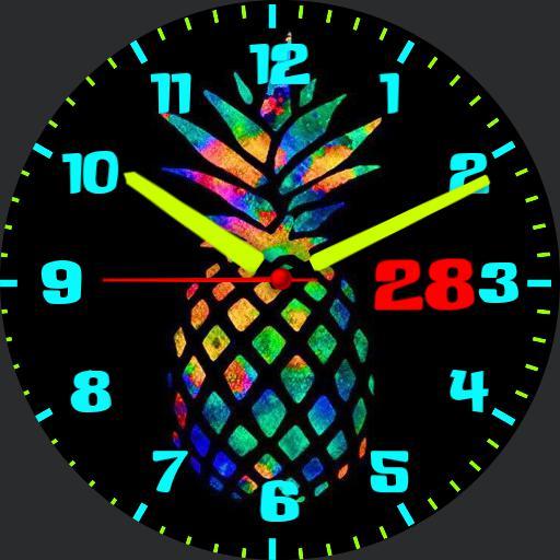 pineapple analog
