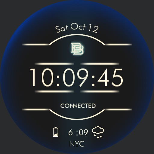BB watchface
