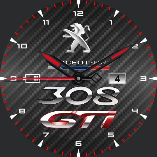 peugeot 308 GTi peugeot sport 1 carbon