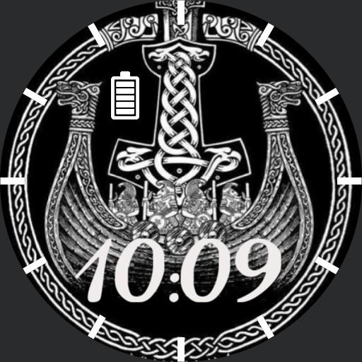 Viking War Ship Copy