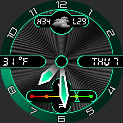 JSM Radar Sweeper 1.5 with Stopwatch