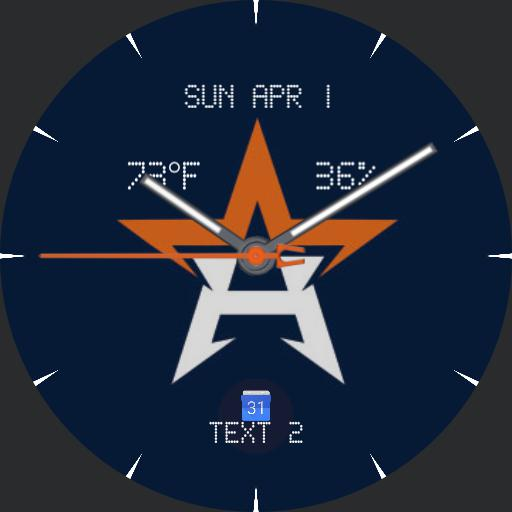 Astros New Logo