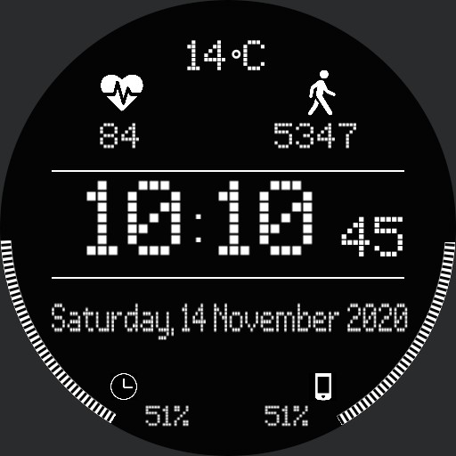 Ticwatch Pro Timzones, Multifunctional Modes  modded walkers