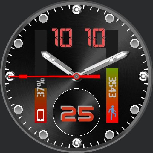 Gordons Scales Watch