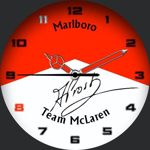 Team McLaren Prost Version