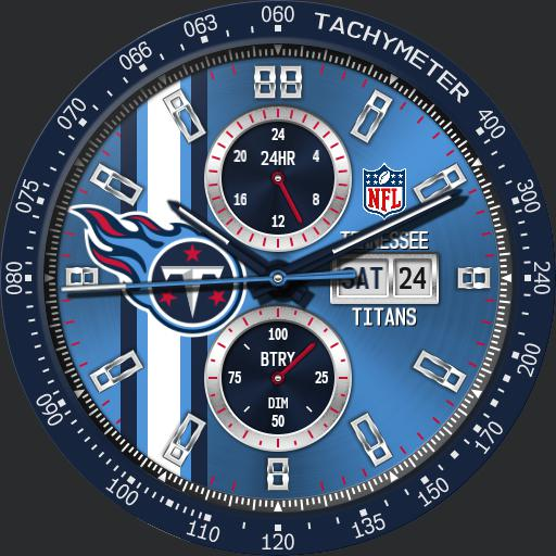 Tennessee Titans NFL Modular Racer by QWW