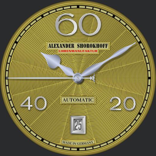 Alexander Shorokhoff Avantgarde Lady Automatic AS.LA01-12