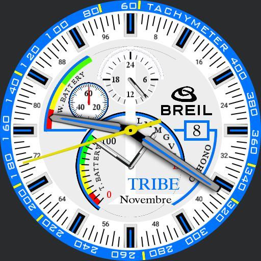 Breil Tribe. punto81  Chrono