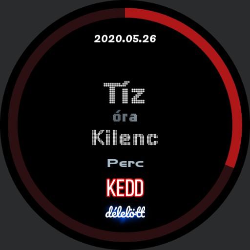 Hungarian Watch Bigdots