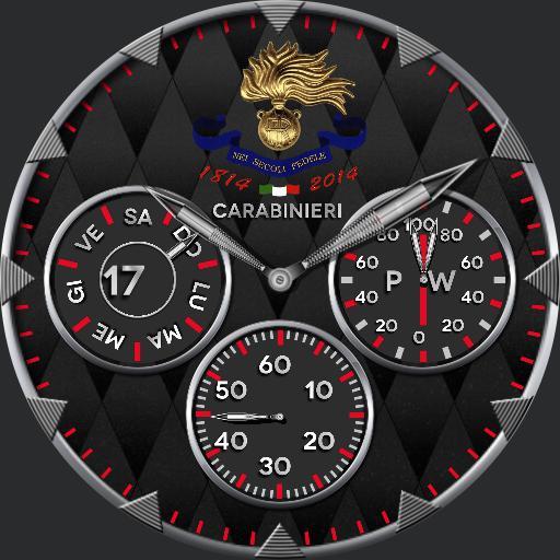 Carabinieri Galaxy Watch