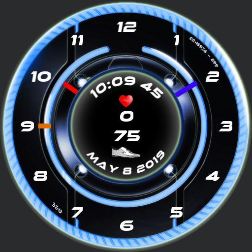 Titanium Wear Disc