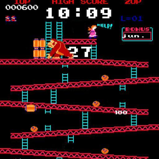 Donkey Kong 24h