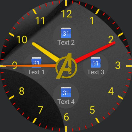 Avengers time