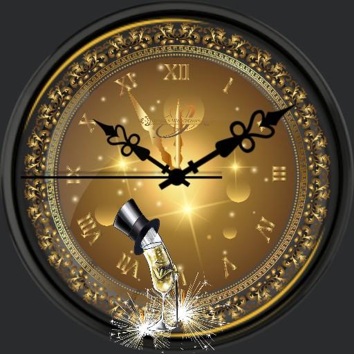 Happy New Year Ocker A