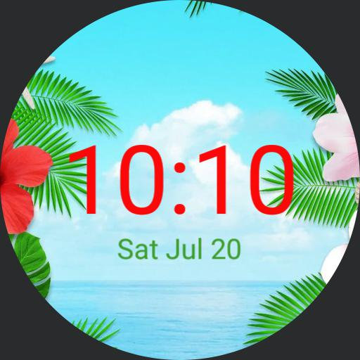 Tropical Summer Copy