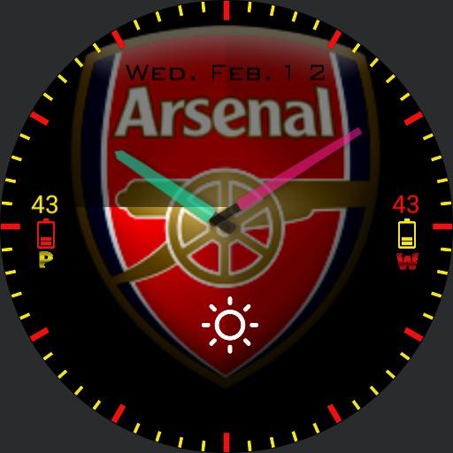 Asenal logo mod Copy