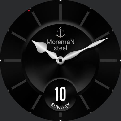 steel moreman